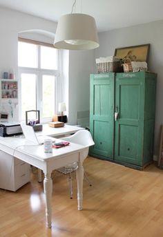 três _ studio: Inspiración: Espacios de trabajo en casa
