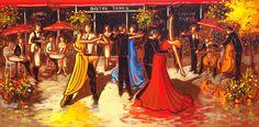 Events where Claude Bonneau will be Claude, Lets Dance, Les Oeuvres, New Art, Christian Louboutin, Images, Heaven, Quebec, Painting