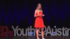 Deadly Elements: Ashley May at TEDxYouth@Austin