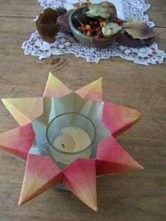 DIY Paper Crafts : DIY  Star Lantern