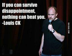 A true optimist