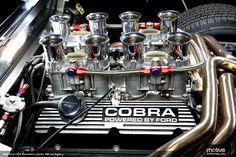 Ford Gt Engine Bay