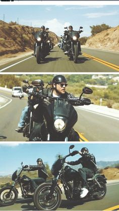 Riding through this world.... SONS OF ANARCHY
