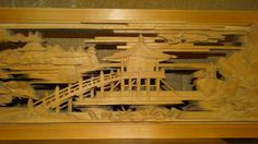 RANMA JAPANESE TRANSOM | Japanese Wood Carving | Japanese Antiques Tansu & Furniture - Kuraya ...