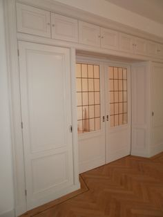 Kamer en suite deuren met glas in lood jaren 30 haarlem kamer en suite jaren 30 pinterest - Kamer originele kind ...