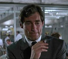 The Living Daylights Timothy Dalton, Best Bond, James Bond Movies, Roger Moore, Classic Tv, Daughter, Posters, Romantic, Film
