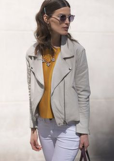 Street Style - Denim - Hanneli Mustaparta - TheStyleDraft