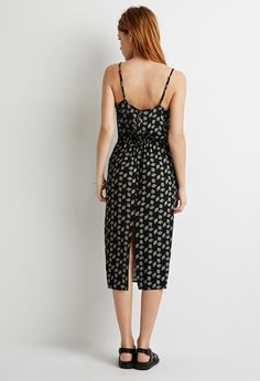 Abstract Print Cami Dress   Forever 21 - 2000076713
