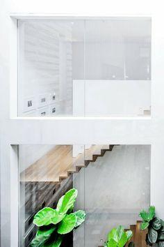 Staircase on windows - MK.