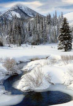 Big Cottonwood Creek, Utah