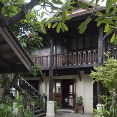 50 Ideas for landscape architecture courtyard dream houses Architecture Courtyard, Asian Architecture, Landscape Architecture, Landscape Design, Bali House, Filipino, Tropical Houses, Tropical Plants, Cool Landscapes