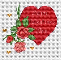 167 Besten Herzen Bilder Auf Pinterest Crosses Cross Stitch