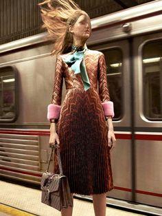 Gucci Fall 2015 Ad Campaign