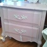 French Provincial Re-Vamped Night Stand...Antoinette