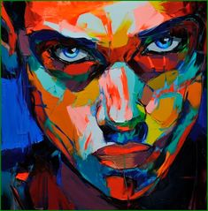 Painting by Françoise Nielly - http://www.francoise-nielly.com/