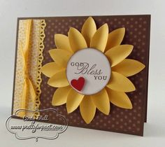 God Bless You by Cindy Hall - Cards and Paper Crafts at Splitcoaststampers