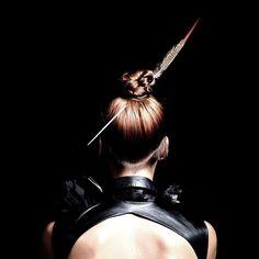 Chopstick Hairpin (Feather Version) #shamanshitshow #series12 #next