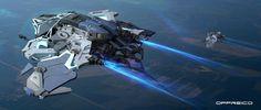 ArtStation - Flying Machine, Oppreico Lin                                                                                                                                                     More