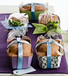 Cute holiday bread basket downloadable pattern! Click here for sweet quick bread recipes: http://www.midwestliving.com/food/breakfast/sweet-bread-treats/