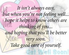 Get Well Wishes Quotes 1000 Images About Get Well Quotes On Pinterest  Get Well Soon