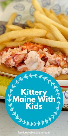 Kittery Maine, right beyond the New Hampshire and Massachusetts borders, offers delicious restaurants, beautiful scenery, and great bargain shopping. Here are things to do in Kittery Maine with kids. Delicious Restaurant, Seafood Restaurant, Travel With Kids, Family Travel, Kittery Maine, Stuff To Do, Things To Do, Travel Magazines, Bargain Shopping