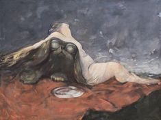 Last chance to see - Dorothea Tanning, Web of Dreams, at Alison Jacques Gallery, London - Contemporary Art Society Dorothea Tanning, Art In The Age, Gallery Of Modern Art, Art Fund, Virtual Art, Surrealism Painting, Art Society, Max Ernst, Magritte