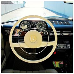 Mercedes Benz Classic interior