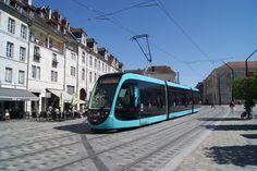 Trams de Besançon (France)