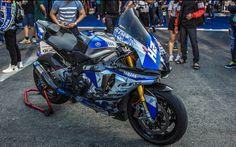 R1M Yamaha Sport, Yamaha R1, Custom Sport Bikes, Car Engine, Automobile, Studios, Sporty, Vehicles, Decal