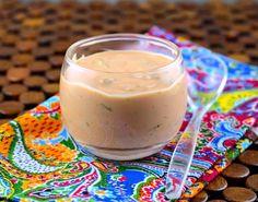 Thousand Island Dressing Recipe - Food.com -  1/2 cup mayonnaise 2 tablespoons ketchup 1 tablespoon white vinegar 2 teaspoons sugar 2 teaspoons sweet pickle relish 1 teaspoon white onion, finely minced 1/8 teaspoon salt 1 dash black pepper