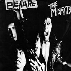 The Misfits ~ Beware (ep)