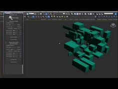 Rattle v1.0 - Parametric Noise Generator 3ds Max Script - YouTube