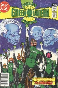 Top Five Most Iconic Hal Jordan Covers | Comics Should Be Good! @ Comic Book Resources