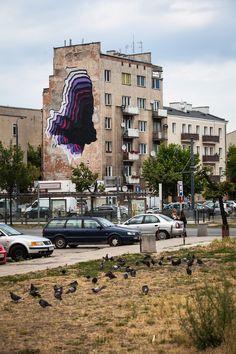 Quand le street art se fait porte transdimensionnelle