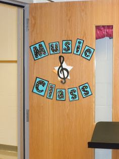 392 best music class decorations images music ed music classroom rh pinterest com music classroom door decoration ideas music classroom door ideas