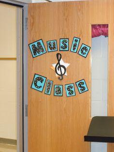 So La Mi: Elementary Music Class : classroom, I Can statements per grade level, decoration ideas, link to blog