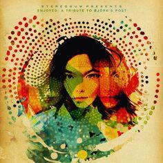 Bjork Cover Art by Scott Hansen. Cd Album Covers, Greatest Album Covers, Scott Hansen, Mandala, 4 Wallpaper, Album Cover Design, Music Artwork, Graphic Design Inspiration, Style Inspiration