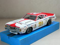 Home Racing World • View topic - 74 Thunderbird nascar build