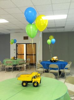 Baby Boy Shower Idea