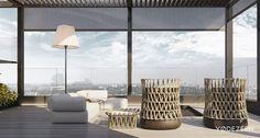 Luxurious Apartment Redefines The Term 'Urban Jungle'