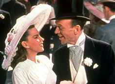 Easter Parade 1948. Judy Garland and Fred Astaire prim n' proper with Easter Hats ;)