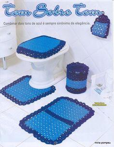 http://manualidadesencrochet-lucyta.blogspot.mx/2011/04/revistas-de-juegos-de-bano-en-crochet.html
