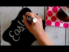 Chalk'd Liquid Chalk Markers Tutorial - YouTube
