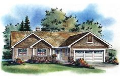 House Plan 18-1017