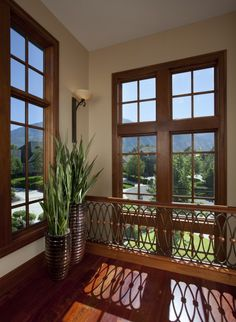 Can't see the stairs, but the stairway is full of natural light. Stairs drop down in front of the window you see being cut off.