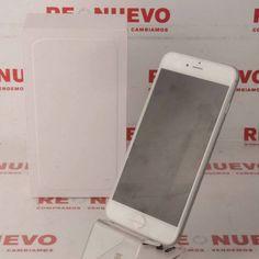 IPHONE 6 PLUS 128GB Silver Nuevo desprecintado Ref: E283120   Tienda Online de segunda mano