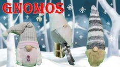 Como hacer Gnomos navideños fáciles y económicos. Manualidades de Navidad Christmas Diy, Christmas Decorations, Christmas Ornaments, Holiday Decor, Origami, Dinosaur Stuffed Animal, Toys, Crafts, Youtube