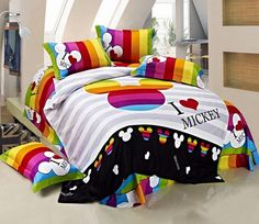 Mickey bed