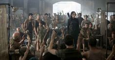 Warning: The following story contains MAJOR SPOILERS for The Hunger Games: Mockingjay – Part 1.