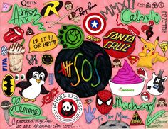 5 Seconds Of Summer, 5sos Collage, 5sos Fan Art, Bae, Collage Drawing, 5sos Drawing, Germany And Italy, Dibujos Cute, 1d And 5sos